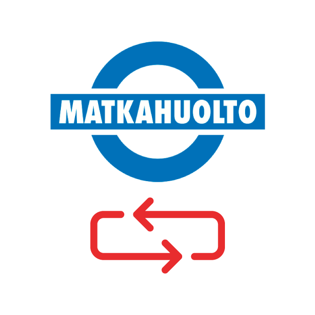 Visa delivery by Matkahuolto within Finland